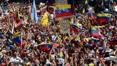 Междувременно от Белия дом обмислят нови санкции за режима в Каракас