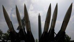 Това е вторият подобен тест в рамките на седмица, след като първият беше представен като предупреждение към Южна Корея да спре военните учения със САЩ