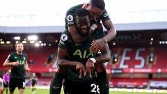 Тотнъм и Юнайтед могат да разменят Ндомбеле и Марсиал