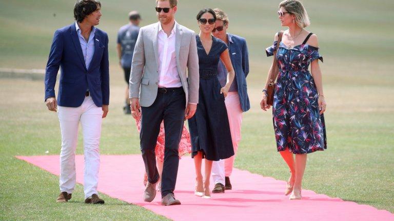 Скъпият бизнес да си роднина на кралска особа