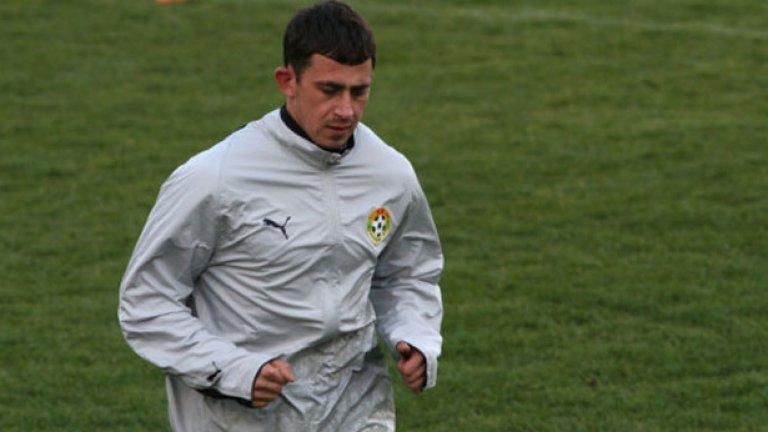 Играчи като Чавката Янков (на снимката) и Благо Георгиев така и не постигнаха нищо с националния отбор