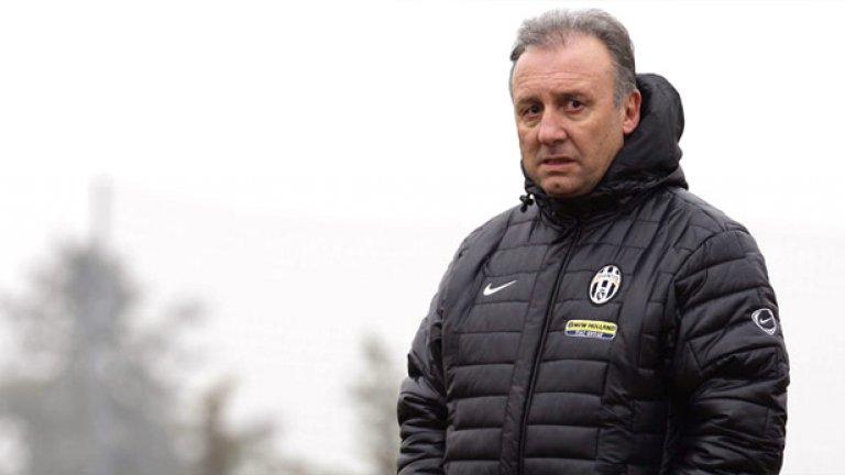 """Първата задача е да бъде назначен треньор, който да поеме поста от Алберто Дзакерони и да възвърне честта на """"Старата госпожа"""""""