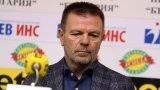 Стойчо Младенов: Бусато ни донесе победата, не познавам някои от футболистите