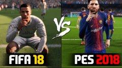 Тазгодишните издания на двете големи футболни поредици вече излязоха. Кой печели битката помежду им?