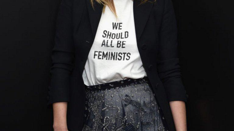 Политически тениски Модата отдавна използва скромните тениски като политическо платно, а това десетилетие определено имаше предостатъчно поводи за протести.