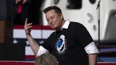 Плановете на бизнесмена включват обстрелване на Червената планета с ядрени бомби