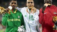 Бака и подгласниците му дадоха времена за олимпийско злато, а не за параолимпийско.
