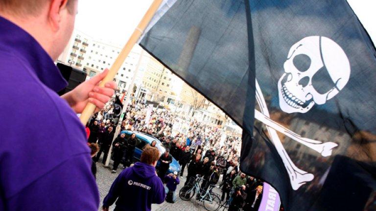 Изследванията за негативния ефект от пиратството се оказаха фалшиви