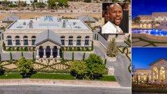 Ето какво могат да ви купят 10 милиона долара в пустинята на Лас Вегас...