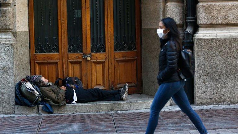Да останеш без подслон по време на карантина - бездомните vs. коронавирус