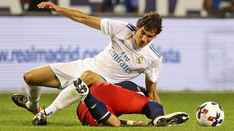 Хесус Вайехо Наскоро дебютира в Ла лига за Реал, след като изкара миналия сезон под наем в Айнтрахт Франкфурт. Дойде от Сарагоса през 2015-а като 18-годишен.