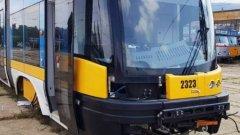 Според гражданската организация от 25 закупени трамвая с тази марка само 19 излизат ежедневно
