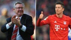 Роберт Левандовски е искал трансфер в Манчестър Юнайтед, но от Борусия Дортмунд отказали
