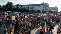 Най-голямото достойнство на протеста е, че освободи хората от страха да изказват публично своето мнение