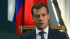 Руският премиер Дмитрий Медведев не изключва въвеждане на авансово плащане на газовите доставки за Украйна, ако не се реши въпросът със задълженията на Киев