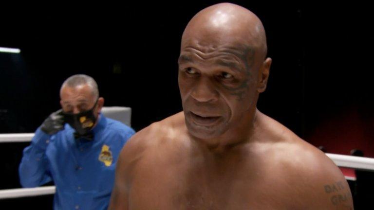 Железния Майк се завърна на ринга с равенство