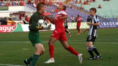 ЦСКА записа най-срамната страница в европейската си история, отпадайки от словенския анонимник Мура