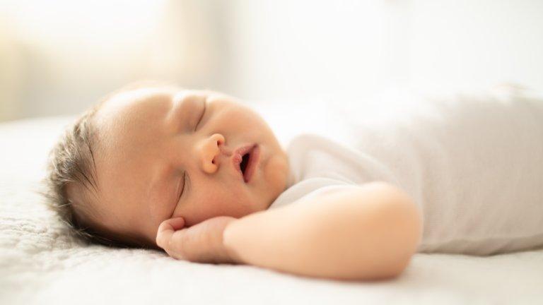 Поздравления за Саманта от Бристол, която откри, че е бременна 10 дни преди да роди