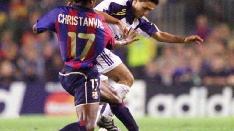 Филип Кристанвал, мачове за Монако: 81 Още един футболист, който си осигури трансфер от Монако в Барселона. Не направи същата кариера като Рафа Маркес обаче и бе освободен след само 31 мача за каталунците. След това игра за Марсилия и Фулъм, а през 2009-а се отказа.