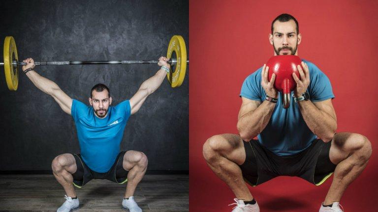 Препоръките на Велчо Соколов за спортуващите кросфит