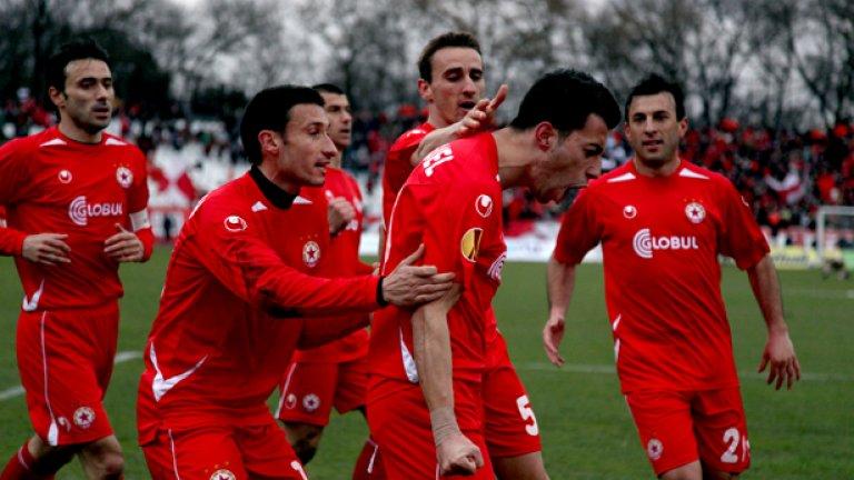 ЦСКА започна пролетния полусезон с много надежди за титла, сега се нуждае от шокова терапия