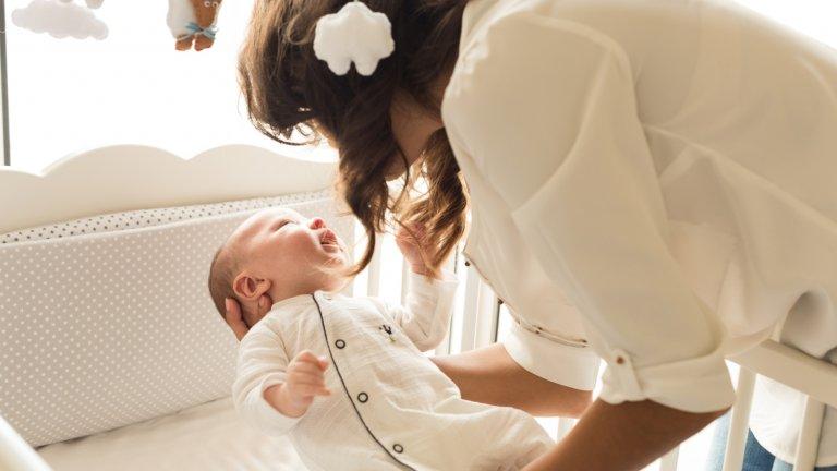 Три важни съвета при избора на бебешко легло