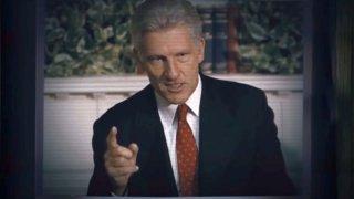 """Аферата """"Моника Люински"""": Пръв поглед към Клайв Оуен като Бил Клинтън"""