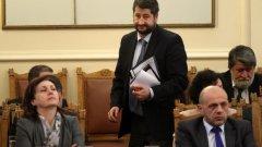Христо Иванов обяви кога ще подаде оставка