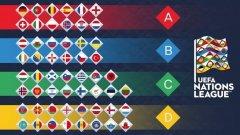 България ще бъде в Трета лига на Лигата на нациите