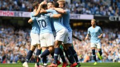 Манчестър Сити отново победи Тотнъм с гол разлика, но този път това беше достатъчно