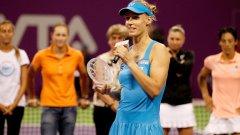 Олимпийската шампионка от Пекин 2008 Елена Дементиева се отказа от големия тенис
