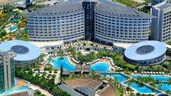 Делегацията на Дуисбург бе избрала този хотел в Анталия.