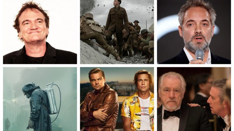 """Кои са големите победители на """"Златните глобуси"""" 2020"""