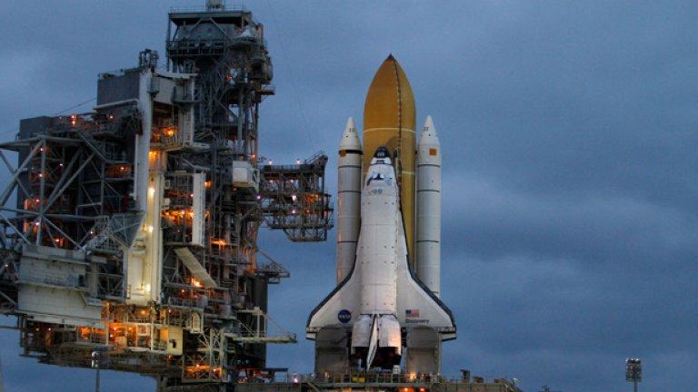 НАСА и Роскосмос ще си сътрудничат само за Международната космическа станция