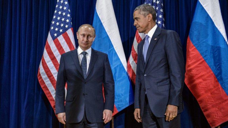 Активизирането на Москва оспорва не само американската визия за Сирия, а като цяло американското лидерство в региона и дългогодишната им политика