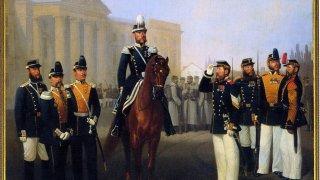 Кой пазеше руските императори