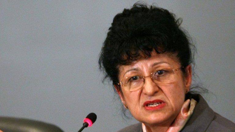 Д-р Анна-Мария Борисова ще диагностицира и назначава лечение за здравеопазването ни от следващата седмица