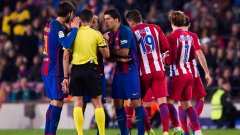7 (сериозни) съдийски грешки от мачовете на Барселона само през 2017 година. Вижте ги в галерията...