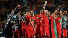 Португалия заслужено ликува след убедителния успех над Босна и Херцеговина