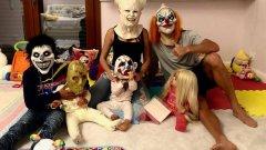 Кристиано Роналдо и семейството му
