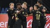 Мачът на Барселона в Шампионската лига виси на косъм