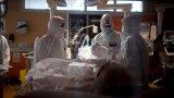 Италианските здравни работници - преуморени, изолирани от семействата си и без адекватна почивка.