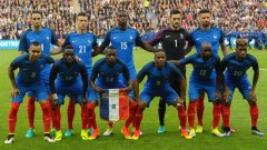 Домакините от Франция са един от фаворитите за титлата