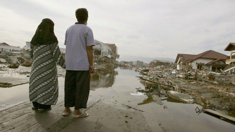 """Експерти от ООН предупреждават, че политици и бизнес лидери не взимат навременни мерки, които да попречат планетата да се превърне в """"необитаем ад"""" за милиони хора."""