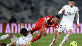 Реал не успя да победи Севиля и пропусна да оглави Ла Лига