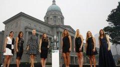 Финалният турнир за годината на WTA ще се проведе от 25 октомври до 1 ноември