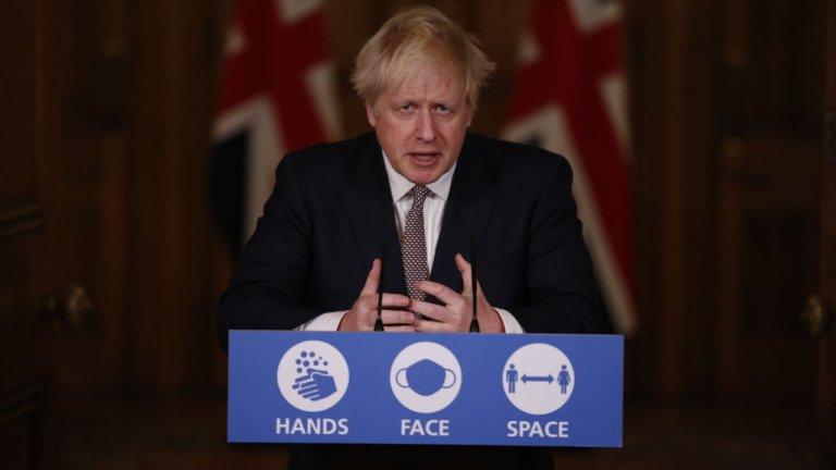 Изявлението му идва по повод предупредителните изтрели срещу британски военен кораб