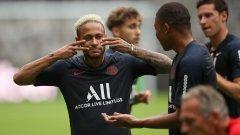 """Неймар няма как да се завърне в Барселона, ако не се измисли някакъв """"капан"""", според шефа на Ла лига Хавиер Тебас"""