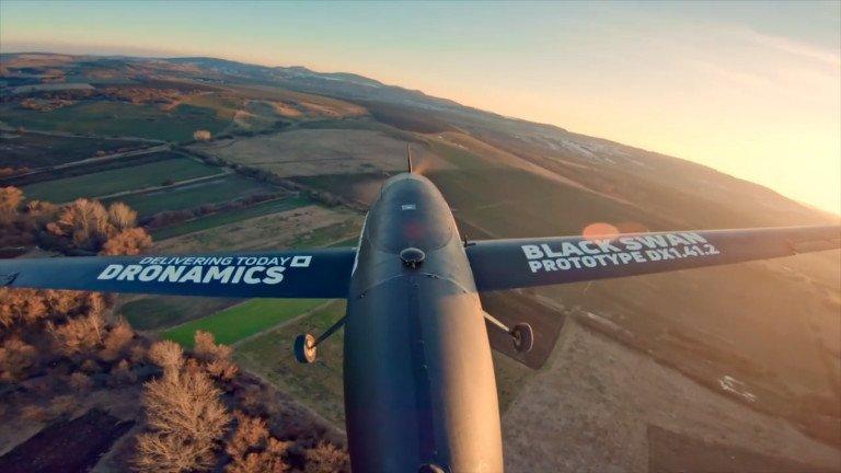 На първо време в проекта се включват летища в Белгия, Хърватия, Финландия, Швеция и Италия, а доставките ще се извършват с дроновете Black Swan - собствено производство на компанията