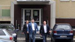 До момента Делян Пеевски ползваше охрана, но на лични разходи